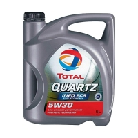 Моторное масло TOTAL QUARTZ INEO ECS 5W30, 5л